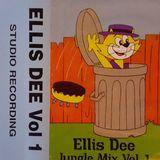 Ellis Dee - Jungle Mix Vol 1 - Side 2