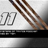 Monsters of Trance Pod. Vol. 11 - mixed by TZN