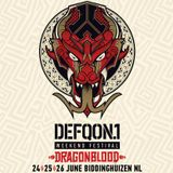 Angerfist @ Defqon.1 Weekend Festival 2016 - Black Stage