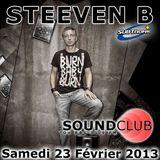 Emission Soundclub - RBS - 23/02/2013 - Steeven B (Mix + Itw)