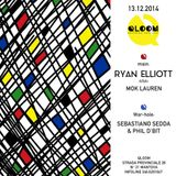 Qloom 2014.12.13 Phil d'bit & Sebastiano Sedda