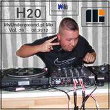 H20 - MyUnderground.pl Mix Vol. 39 - 08.2012