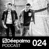 Déepalma Podcast 024 - by GABRIEL & CASTELLON