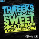 Threeks - Sweet Soca Therapy - Mix 2010