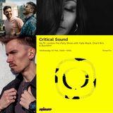 Critical Sound no.75 London Pre-Party Show w/ Fade Black, Chari Brix and Buunshin | 05.02.2020
