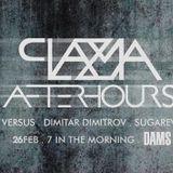 DIMITAR DIMITROV - Alberto Ruiz at Plazma Afterhours I Dams Club  26 Feb