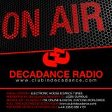 DECADANCE RADIO - DECEMBER 2017 - Presented By Resident - LIZZIE CURIOUS