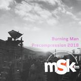 Burning Man Precompression 2018 Silent Disco