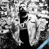 Cafeman - TechFunk Mixcloud Exclusive Mix (29 july 2014)