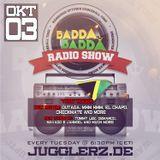 BADDA BADDA DANCEHALL RADIO SHOW OCT 3RD 2017