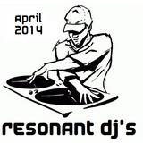 Resonant radio show - April 2014