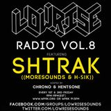 LowRise Radio #8 [SHTRAK] Moresounds (June 2014)