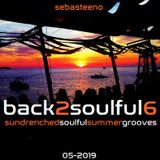 Back 2 Soulful 6 - Sundrenched Soulful Summer Grooves -May 2019