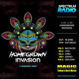 Spectrum Radio - 230 - Homegrown Invasion