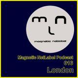 Magnetic NetLabel Podcast 016 - London