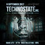 JVT78 Live recorded  @ Technostate  NL 09/09/2017