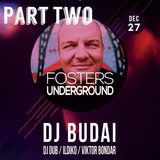 Fosters Underground Friday / live @ Club Dance Radio / Recorded at Fosters Club 2019:12:27