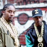 ERIC B AND RAKIM @ERICBANDRAKIM Tribute Mix by @COREDJCUBE