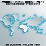 Jackob Rocksonn  World Trance  Artist Event 2018