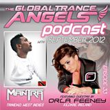 The Global Trance Angels Podcast EP 33 with Dj Mantra Ft. Orla Feeney Guestmix [Ireland]