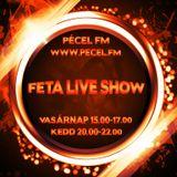 2013.03.19. Feta Live Show teljes adás