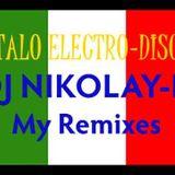 DJ NIKOLAY-D - BAD BOYS BLUE MEGAMIX
