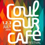 The Message x Couleur Café (+ Guests : Peeman + Acoustic Session)