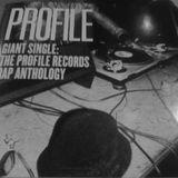 PROFILE RECORDS SPECIAL / RAP ANTHOLOGY