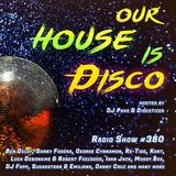 Our House is Disco #380 from 2019-04-05