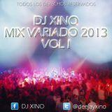 DJ XINO - MIX VARIADO 2013 (VOL I)