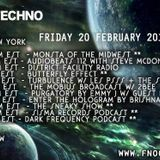 2bee@Fnoob Techno Radio - Mobius Theory Broadcast - (20-02-2015)