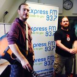 Russell Hill's Country Music Show on Express FM feat. The Machete 12/07/15