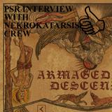 PSR INTERVIEW WITH NEKROKATARSIS CREW