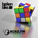 Broken Bliss @ RCKO.FM - Episode 08 - DSH