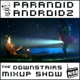 Paranoid Androidz - The Downstairs Mixup Show on NSB Radio 06-08-2014