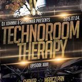 TechnoRoom Therapy   Episode 23 : Dj STI