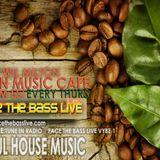 DJ WIL MILTON Live on FACE THE BASS RADIO Milton Music Cafe 2.5.15 Show