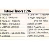Future Flavas w/Marley Marl & Pete Rock Summer 1996