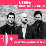 Maarten Hogenhuis Trio (18-05-2019)