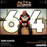 Sebb Junior @ Beachgrooves Radio 15.01.18
