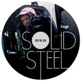 Solid Steel Radio Show 30/9/2016 Hour 2 - Gage