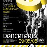 OlliS b2b Aki A - Live @ Danceteria, Helsinki [09-05-2018] - part 1