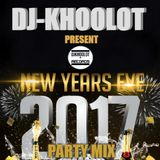 Dj-Khoolot - New Year's Eve 2017 (Party Mix)