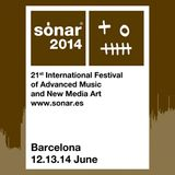 ANDY WILSON - SONAR 2014 SPECIAL SHOW #3