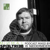 #14 werner niedermeier - minimal spieltrieb podcast