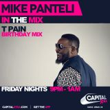 T Pain Birthday Mix - Capital Xtra Friday Night Mix Show (30th Sep 2016)