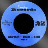 Rhythm * Blues = Soul (Part 1)
