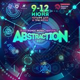 EkZASelecta - Abstraction fest 17 - Fusion Glitchy Bass [Live edit mix]