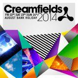 Laidback Luke - Live @ Creamfields 2014 UK - 24.08.2014