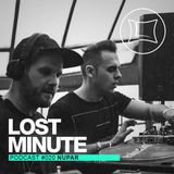 Lost Minute Podcast #020 - Nupar